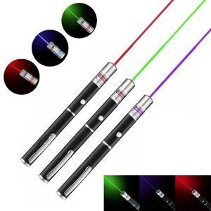 1 шт. 5 МВт высокой мощности Lazer указатель красный синий зеленый лазерный прицел светло-ручка мощный лазерный счетчик тактическая ручка