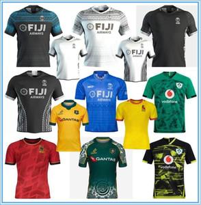 2020 Fiji Irland Rugby Jersey 2021 Spanien Australien Rugby-Hemd 20 21 Training Jersey Größe S-5XL