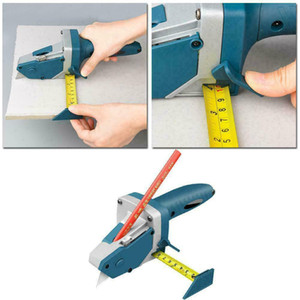 2020 New Multi-function Ccutting Artifact Panel Cutting Tool Woodworking Hand Push Automatic Cutting Knife Drywall Artifact Tools