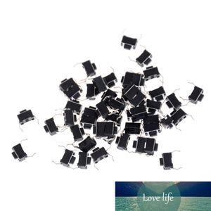 Panel PCB Anlık Dokunsal İnceliğini Push Button Mikro Anahtarı 2 Pin Dip Işık Dokunmatik Tuşları Klavye 3 * 6 * 4.3mm 30 adet