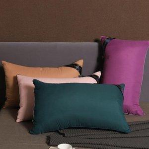 (Apenas 1 pcs travesseiro) Star Hotel Pillow Especial Familia Macia e Confortável Pescoço Pescoço Lavável 48x74cm F8051