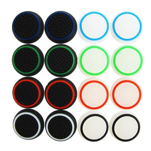 Silicone Analog Thumb Stick Grips Cover for Playstation PS4 Pro Slim For PS3 Controller Thumbstick Caps For Switch