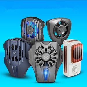 Mobile phone radiator cold clip cooler semiconductor cooling down heat and cold do not ask for heat dissipation game accessories