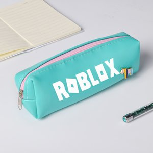 School Supplies Stationery Pencil Box for Boys or Girls Creative Pencil Case Simple Design Style Zipper Pencil Bags Pen Holders