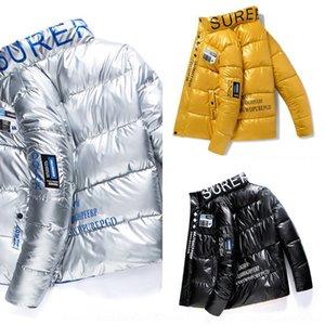 4EJ de alta qualidade men039; s inverno 4xl para baixo parka homens casaco tamanho com capuz de pele jaqueta removível homens casaco masculino jaqueta além da jaqueta vitória