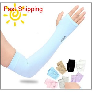 Basketball Arm Guards Lengthen Elbow Protective Gear Sports Riding Fitness Arm Warmers Running Breathable Sunscreen Sleeves Zza1004 Dnhyw