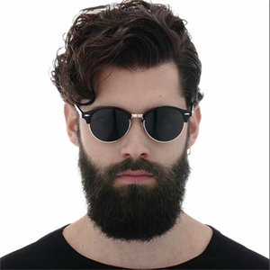Hot style sunglasses for men security toad polarized sunglasses aluminum magnesium sunglasses 2150 manufacturer approved