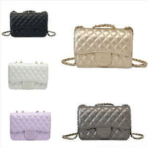 TCWT0 Haute Qualité avec sac de concepteur Sacs à main sac à main femmes épaule luxe sac Véritable sac Casl Dener PU Cuir en cuir de luxe en cuir