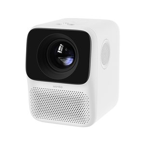 T2 Projecteur LCD gratuit LED Mini Portable Projecteur Support Full HD 1080P Home Cinéma Theatre TV Beamer