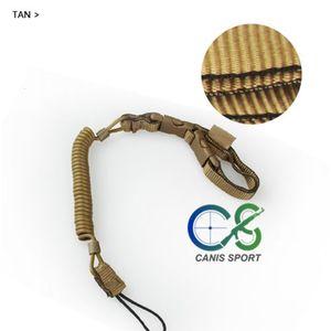 CANIS LATRANS Pistol Kordon Kemer Döngü Tabancası / Taktik Bahar Sling Tüfek Avcılık CL13-0049