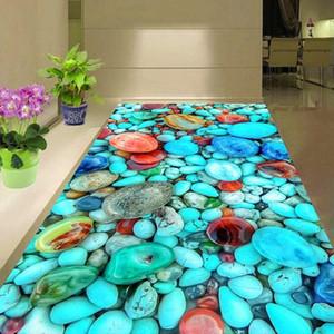 Corredor porta esteira quarto sala de estar oceano tapete quarto de cozinha cozinha tapete antiderrapante 3d flor tapete tapete