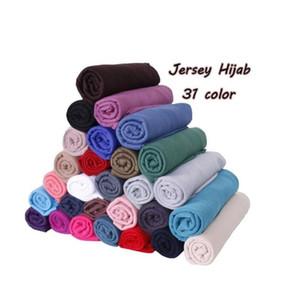 Mercerized Cotton Hui Baotou Schal, Stretch und atmungsaktives Trikot Hijab Head