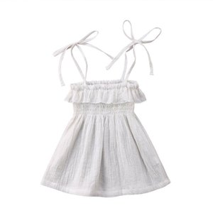 Pudcoco Toddler Infant Kids Baby Girls Dress Summer Dress Princess Party Wedding Tutu Dresses Pudcoco jllIeC