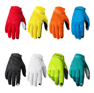 Explosive hot-selling mountain bike bicycle riding gloves off-road motorcycle racing long finger gloves