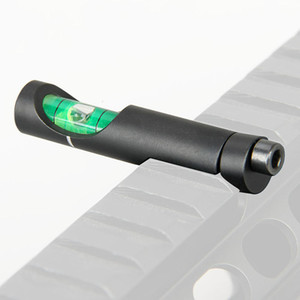 Alloy Bubble for 11mm Picatinny Weaver Rail Tactical Rifle Airsoft Scope Spirit Level Hunting Accessories CL33-0215