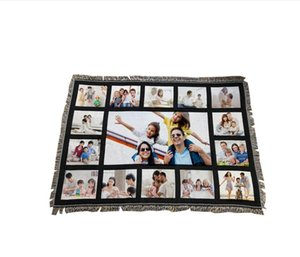sublimation blanks Panles Blanket 9 15 20 Panels Blanket 1.25*1.5m Blank Blanket Thermal Transfer Blankets Sublimation Blankets