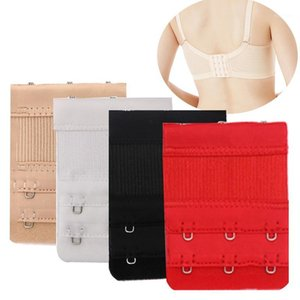3 / 4pcs Bra Extender per donna elastica in nylon reggiseno estensione cinturino gancio clip esponeratore regolabile intimates accessori extender1