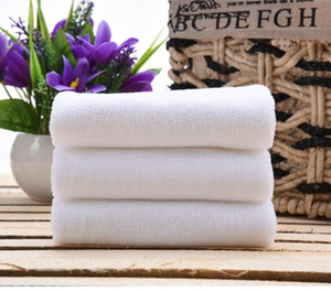 Hotel Towel Disposable Water Absorbing Cotton White Towels Water Suine Fiberperf Bath Towel Hotel Pedicure Soft Not lint New Home DHB3523