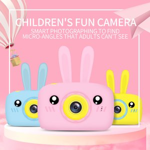 Children's Camera Toy Baby Cute Camera Rechargeable Digital Camera Mini Screen Baby Kids Educational Toys Outdoor Games Toys C1204