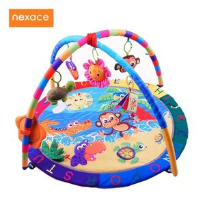 Baby Activity Play Mat Baby Gym Educational Fitness Frame Multi-bracket Baby Toys Game Mats Z1123