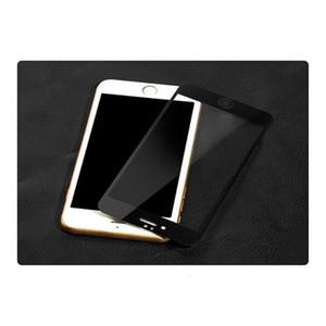 Закаленные 3D 4D 9H 5D изогнутые стекла углеродного волокна экрана протектор для телефона x 6 6s 7 8 плюс