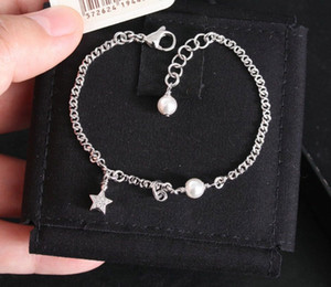 Fashion brand Have stamps star designer bracelet for lady women Party wedding lovers gift engagement luxury jewelry for Bride With BOX