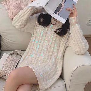 Womens sweater fashion casual sweater size one size comfortable warm WSJ000#112095 ijessy040748