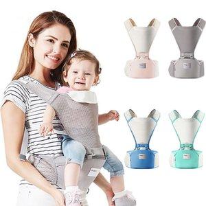 Ergonomico Bambino Carrier Hip Seat Infant Kid Seat Seat Sling Fronting Facing Backpacks Kangaroo Baby Wrap Carrier J1215