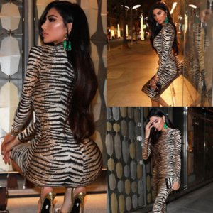 K9oxt Elegant Leopard Print Designer Halter Sexy Kardashian Plockequed Appliced Long Party платья Kim Hee Red Red Backless