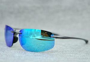 Fabrikpreis M-407 Sport Reiten Polarisiert Sehr ok Sonnenbrille Männer Frauen Top Qualität Metallrahmen Angeln Sonnenbrille Mit Fall