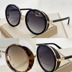 Andin New النظارات الشمسية السيدات أزياء لامعة رقاقة مجلس سحر الإطار جولة ليلوز أعلى جودة uv حماية عدسة مرآة يأتي مع التعبئة والتغليف