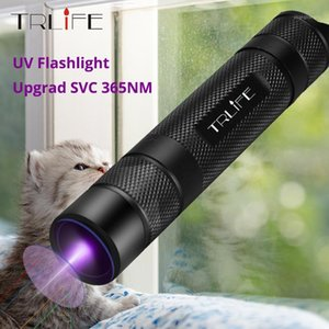 Trlife 100W Super Bright LED UV 18650 UV Torch Scorpion Ultra Violet Light Light Ultraviolet Light Light Beads1