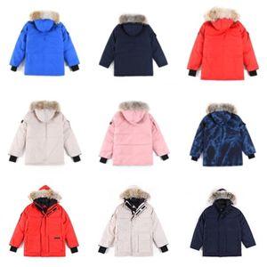 Fasion Homens Casl Down Jacket Down Casacos Mens Ao Ar Livre Quente Com Cabelo Homem Inverno Casaco Outwear Homens Winter Jacket # 5300000