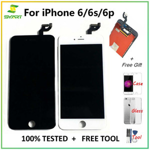For iPhone 6 6s 6Plus LCD Display With 3D Touch Screen 100% Tested Well Digitizer Assembly + Tools