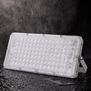 Modello 7th Generazione Ultra-sottile LED Lampada inondazione 100W Impermeabile IP65 Riflettore LED Floodlight Garden Spotlight Spot Spot Spot Lamp