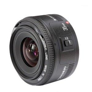 كاميرات الدوائر التلفزيونية المغلقة الأخرى Yongnuo 35MM YN35MM F2.0 عدسة زاوية واسعة ثابتة / برايم التركيز التلقائي لكونون 600D 60D 5DII 5D 500D 400D 650D 450D1