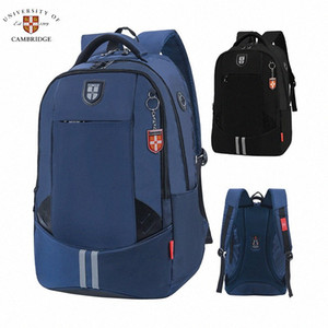 UNIVERSITY OF CAMBRIDGE Children Kids Casual School Bag Books Shoulder Backpack Portfolio For Boys High School Grade 3 6 Cheap Bags Sh m7IK#