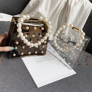 Fashion Girl Pearl Crossbody Bags Women Cute Waterproof Messenger Crossbody Bag Drop Shipping Good Quality