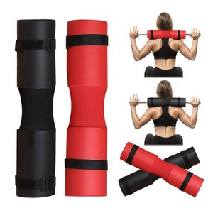 45*10CM Foam Barbell Pad Cover For Gym Weight Lifting Cushioned Squat Shoulder Back Support Neck & Shoulder Protective Pad Q1125