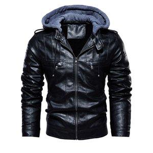 Warm Thicken Winter Jacket Parkas Coat Thermal Jackets Mens Clothing Fashion Men Cotton Warm Parkas Down Hoodies Coats #cX1121