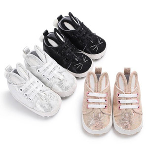 2020 Winter Autumn Anti-Skid Warm Baby Shoes Infant Girl Boy Soft Bottom First Walkers