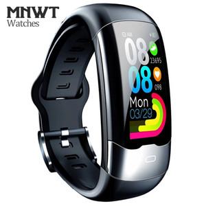 MNWT Fashion New Smart Watch H02 Fitness Sports Bracelet Waterproof Heart Rate Blood Pressure ECG Wristband Watch 0044