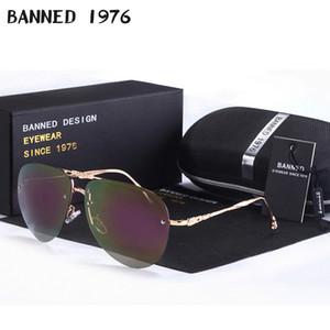 2020 women polarized fashion Sunglasses new uv protection pilot feminin diamond sun Glasses vintage with original box T200511