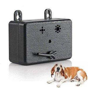 Dispositivo anti de control de ladridos, disuasión de perros ultrasónicos, mini sonic anti-corteza repelente sin entrenamiento de corteza JK2005KD