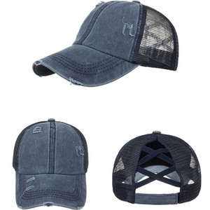 Free Shipping New Fashion Men and Women Lovers Wash Old Ball Caps Cover the Sun Hats Caps for Gift
