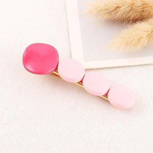Fashion Cute Candy Hair Clip For Women Girls Elegant Beauty Styling Barrette Stick hair pins tiara ornaments 137998