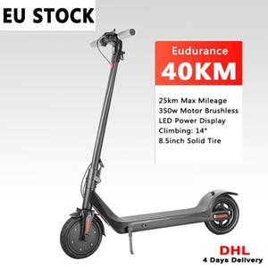 Lite Electric Kick Scooter Adulto 25km / h Balance Bilancia Pieghevole Smart Scooter 350W Motore Motor originale scooter elettrico