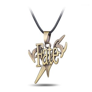 Mengtuyi Ornament Schicksal / Aufenthalt Nacht Frauen Halskette Choker Halskette Männer Unregelmäßige Aushöhlen Anhänger Leder Kette Zubehör1