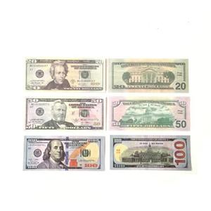 Euros dollar billet jouet de jouet pour enfants film de billet contrefaçon de monnaie accroître accessoires euro dollar billet jouet enfants jllwcx lucky2005