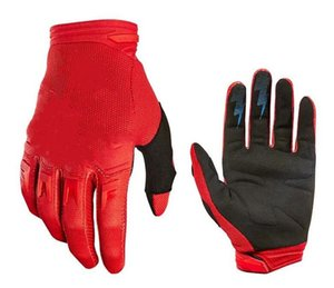 Cyclists racing cross-country motorcycle mountain gloves equipped with wear-resistant, non-slip, wind-proof and breathable spring and autumn